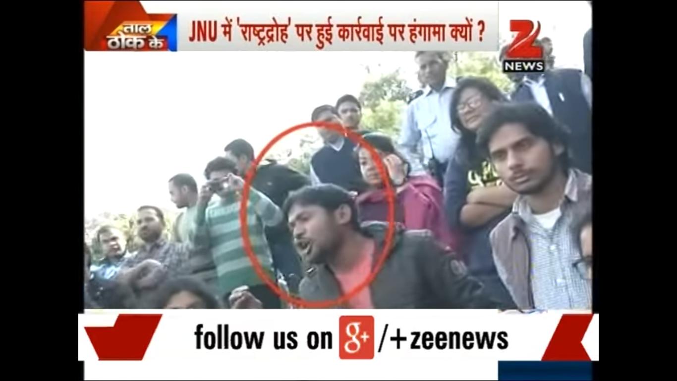 JNU के मुद्दे पर अब तक जी न्यूज़ के सुधीर चौधरी और मोहित सरदाना द्वारा राष्ट्रहित में की गयी पत्रकारिता के कुछ विडियो का संकलन