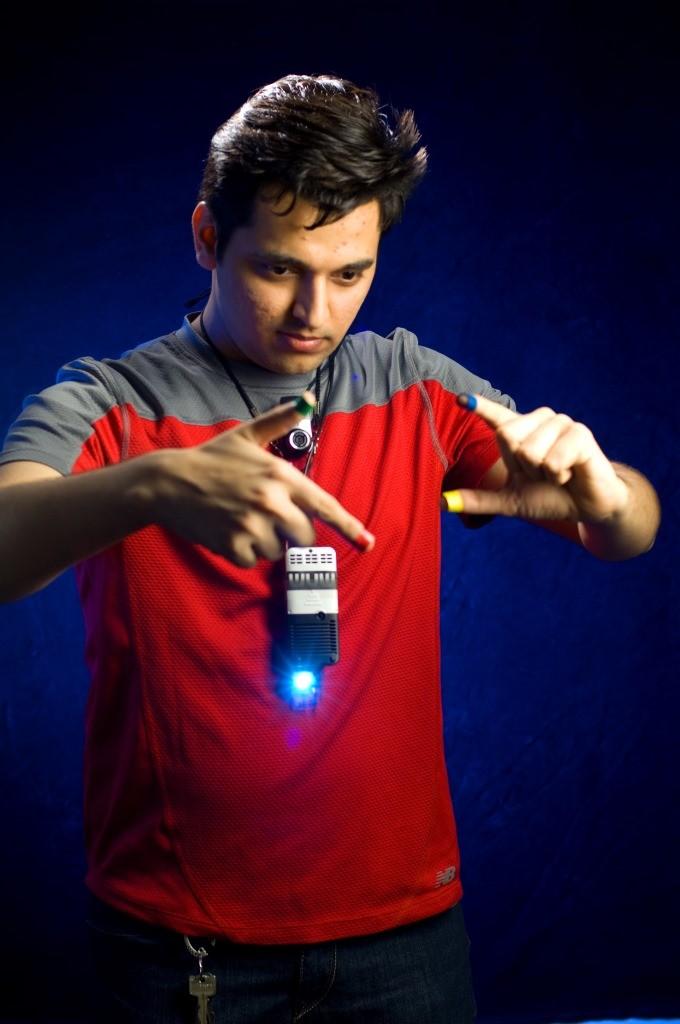 the inventor or sixth sense technology pranav mistry