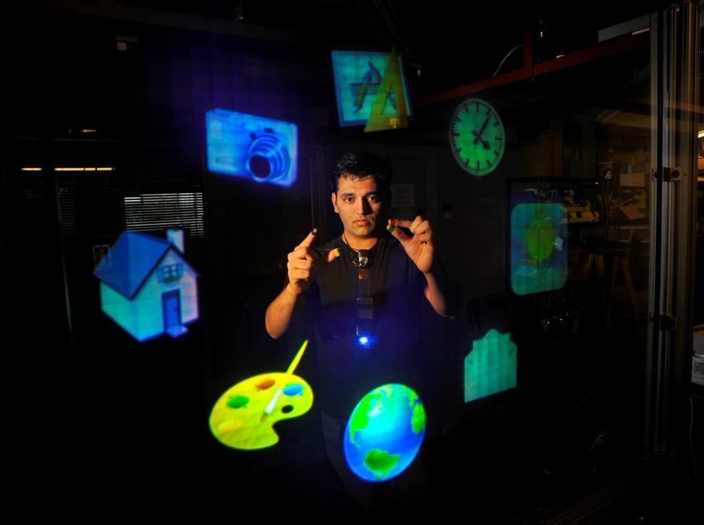 the inventor or sixth sense technology pranav mistry2