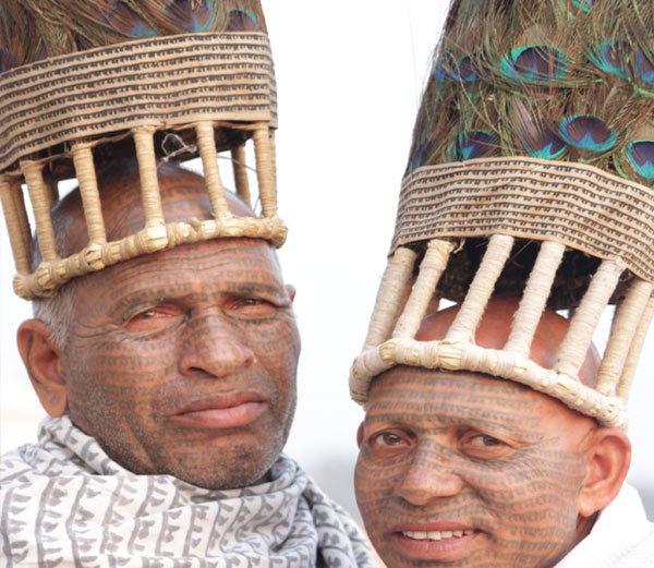 Images of Ramnami Samaj Peoples 1
