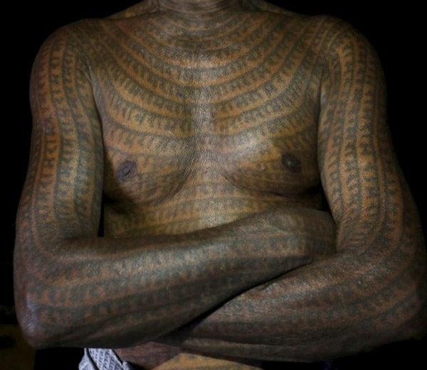 Images of Ramnami Samaj Peoples 10