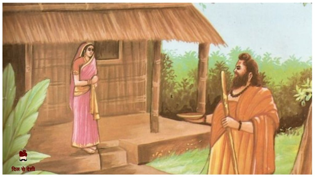 The Story of Vedvati Devi in Ramayana in Hindi
