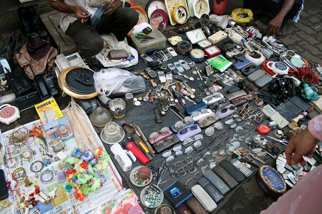 Chickpet market, Banglore