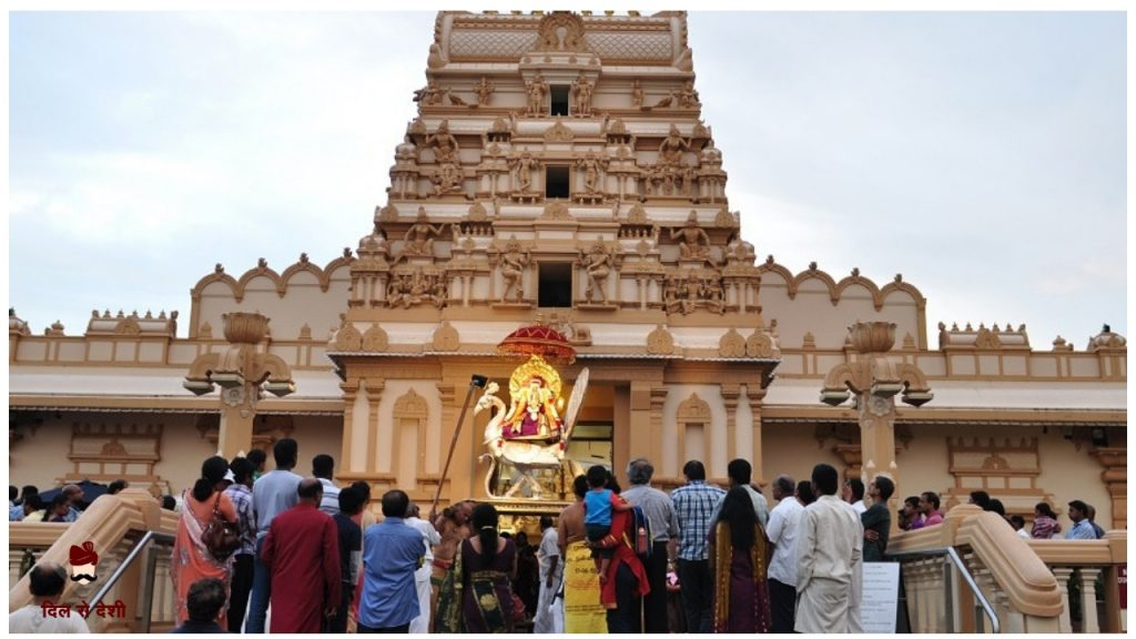 Famous Hindu Temple in Foreign in Hindi