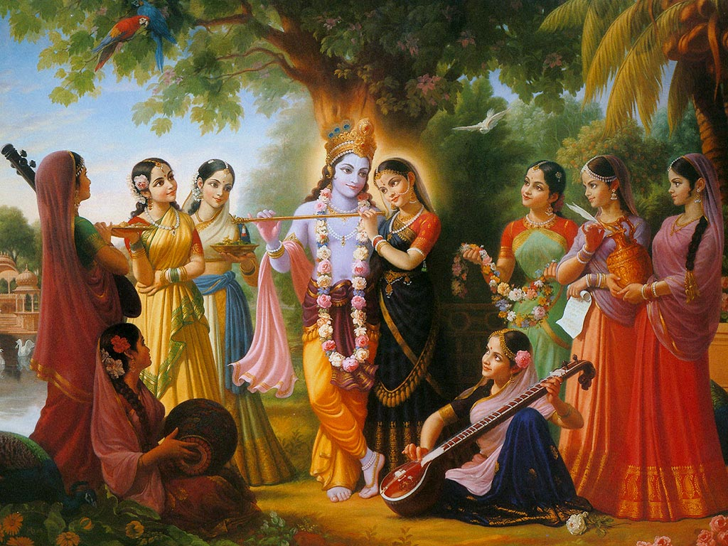 Poland filed a lawsuit on the character of Lord Krishna-dilsedeshi 1