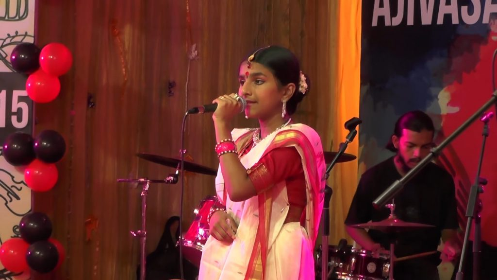 viral video singer jayalakshmi record her first bollywood song