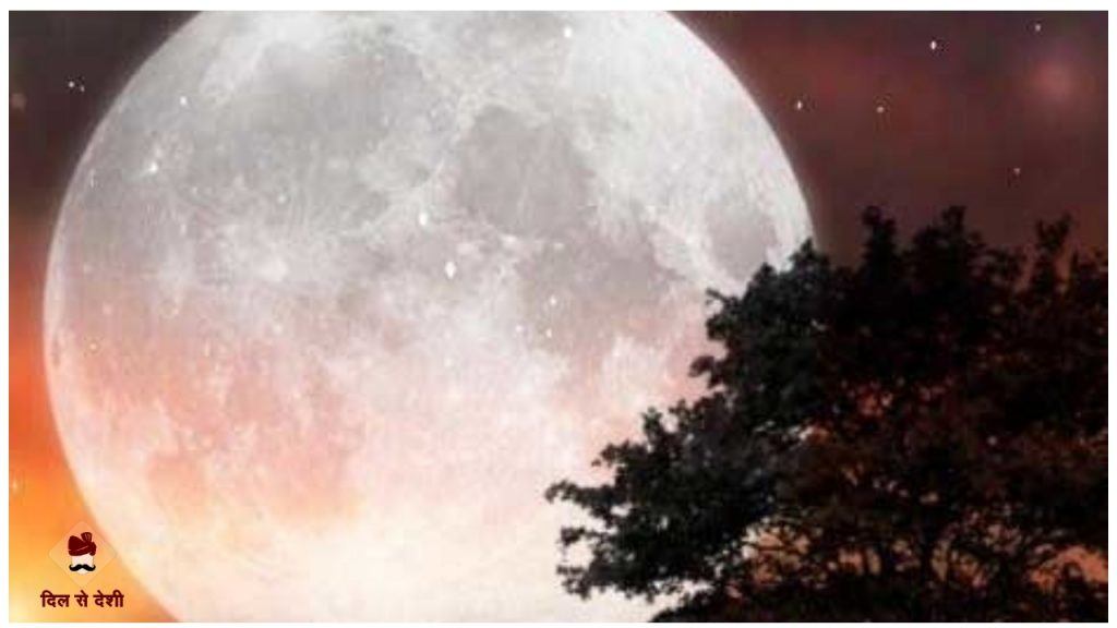Birth of Moon in Hindu Mythology in Hindi