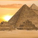Rumor about the pyramids of Egypt