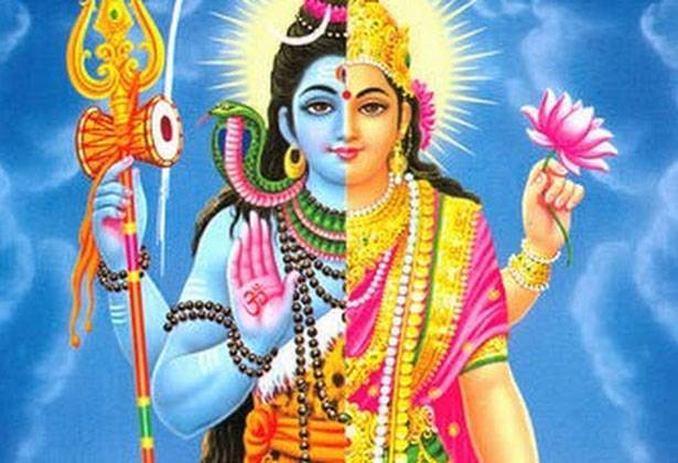 ardhanarishwar shiv