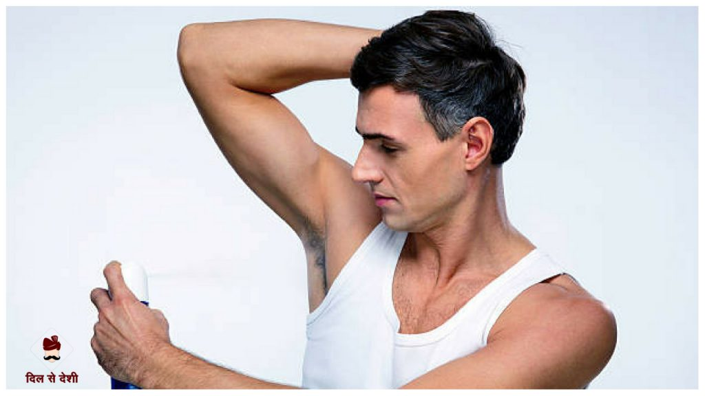 Impact of Deodorant on Health in Hindi