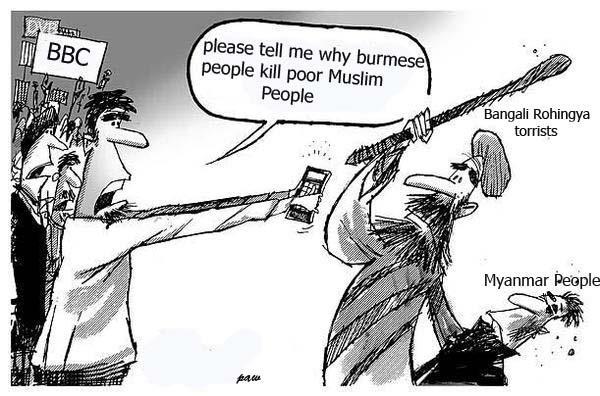 about rohingya muslims