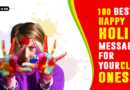 Best 100 Happy holi quotes in hindi