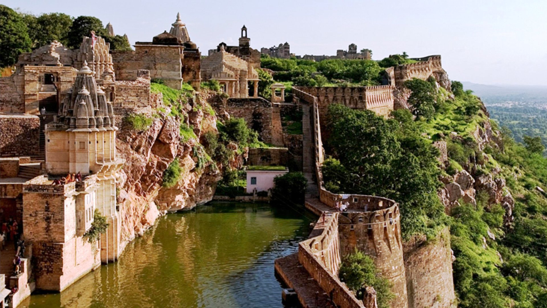 Chittorgarh Fort History In Hindi