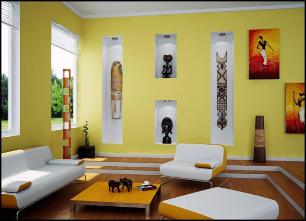 vastu colors for living room