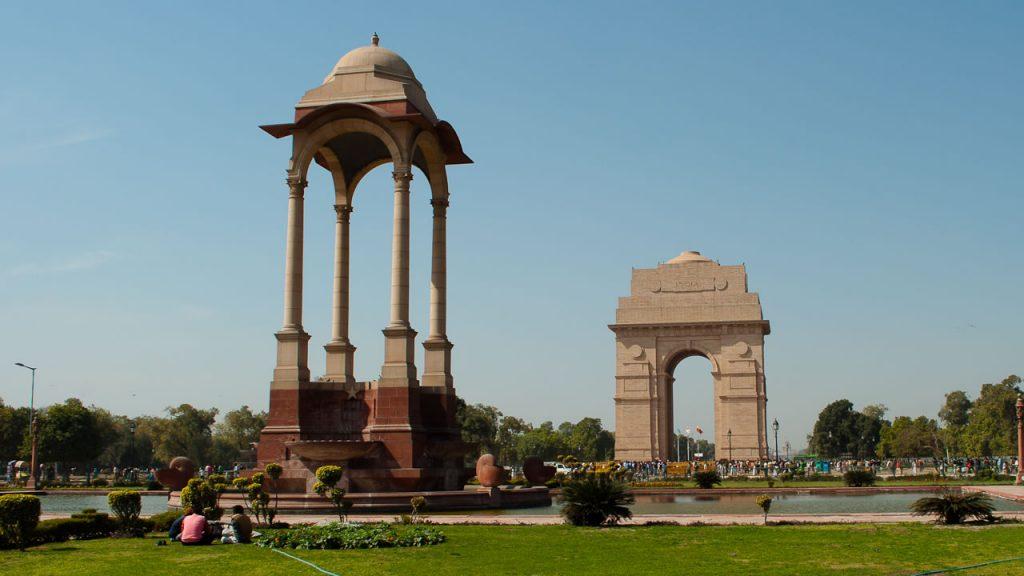India Gate in hindi