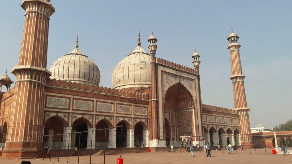 Jama Masjid in hindi