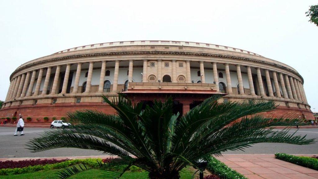 Parliament House/  Sansad Bhavan in hindi