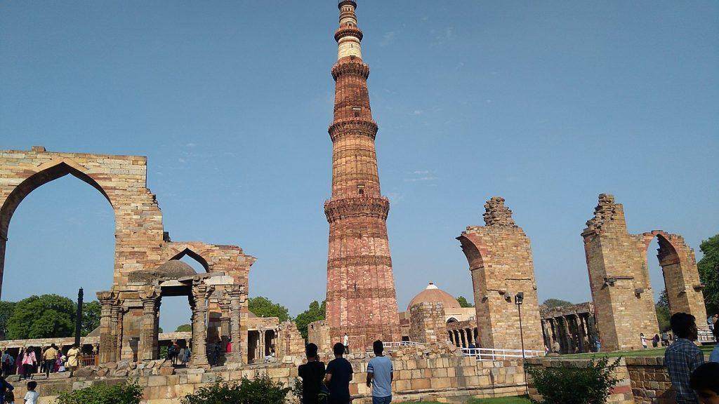 Qutub Minar in hindi