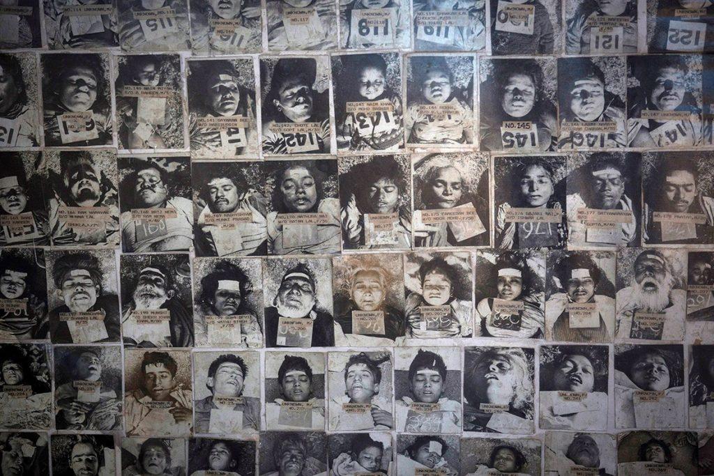 bhopal gas tragedy information in hindi