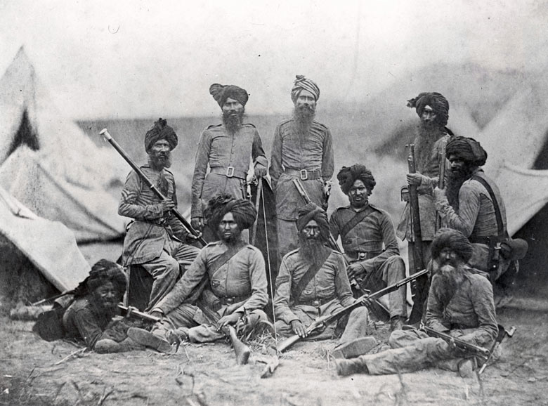 NAME OF SOLDIER IN THE GURDWARA SARAGARHI