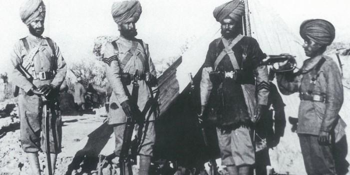 NAME OF SOLDIER IN THE GURDWARA SARAGARHI