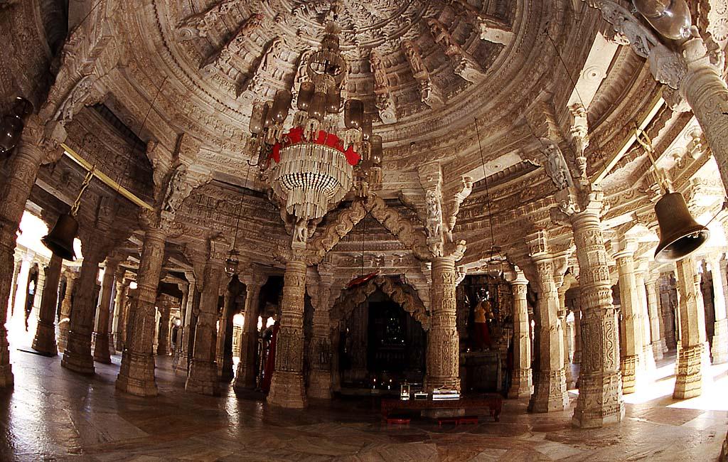Ranakpur Jain Temple details in hindi language