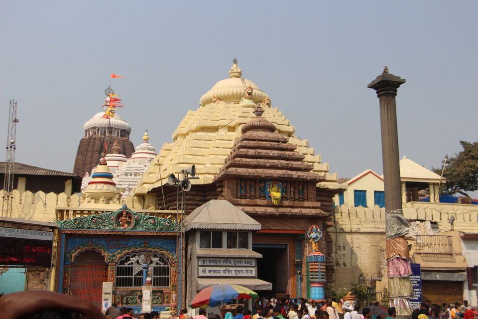 jagannath puri mandir story and history in hindi