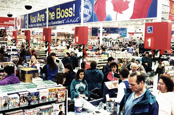 Walmart History and full information in Hindi