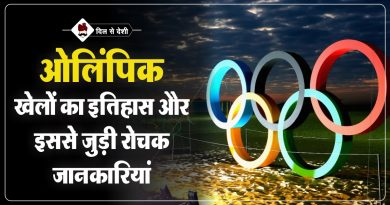 History of Olympic Games in Hindi