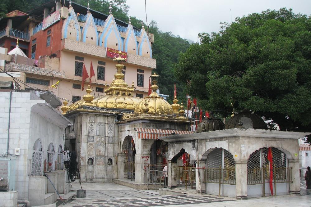 Jwala Devi Mandir, Kangra