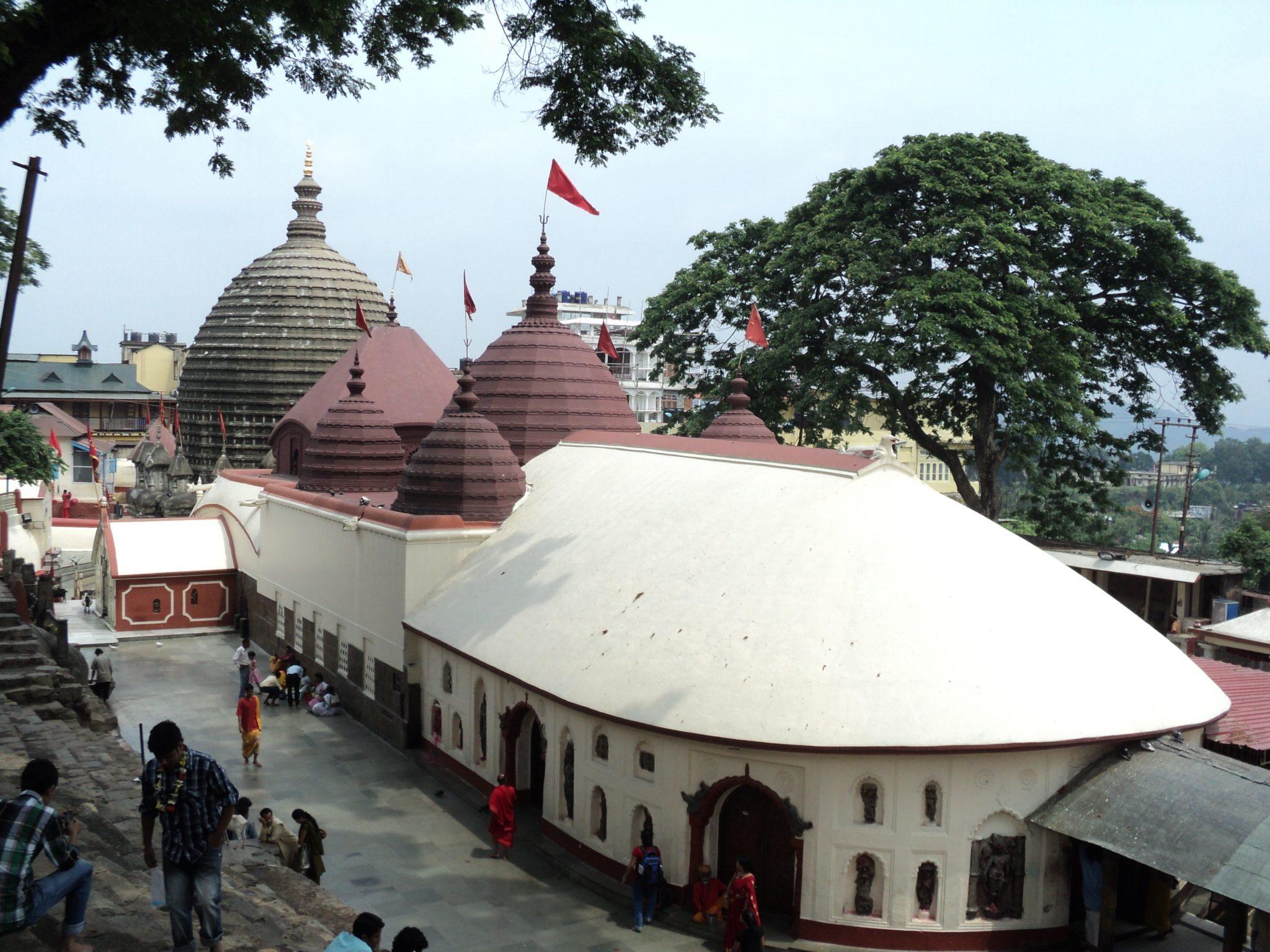 Kamakhya Mandir, Guwahati