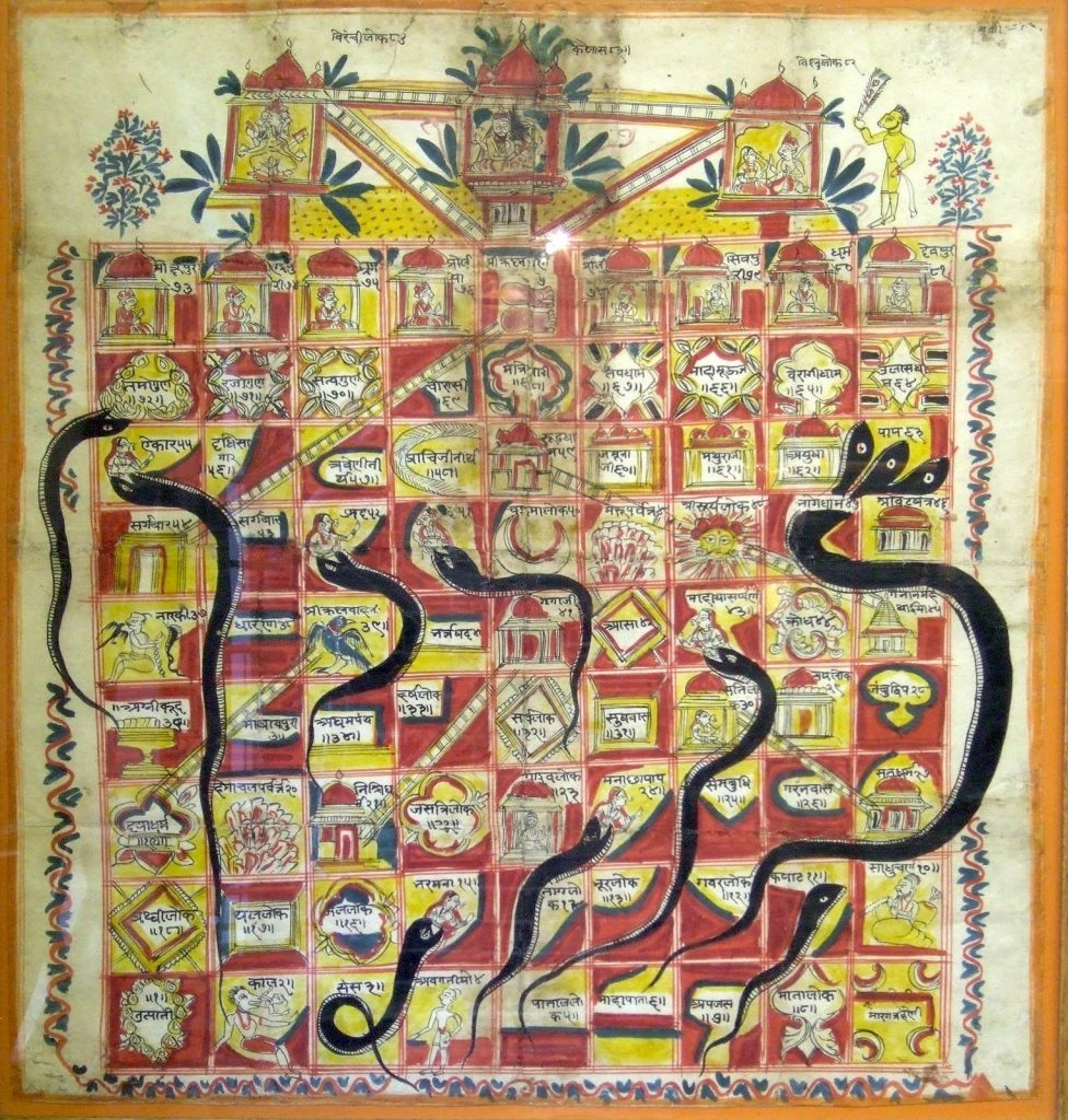 Snakes and Ladders Game History and Interesting Facts in Hindi