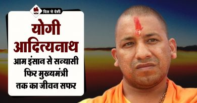 Yogi Adityanath Biography in Hindi