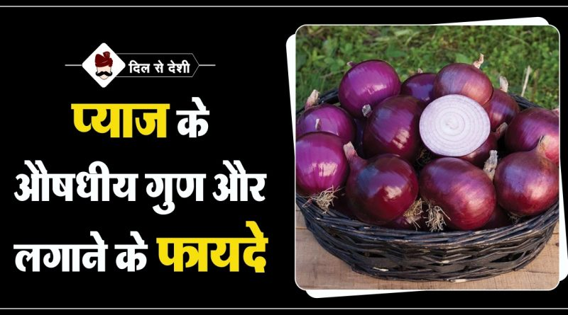 Benefits of Onion in Hindi