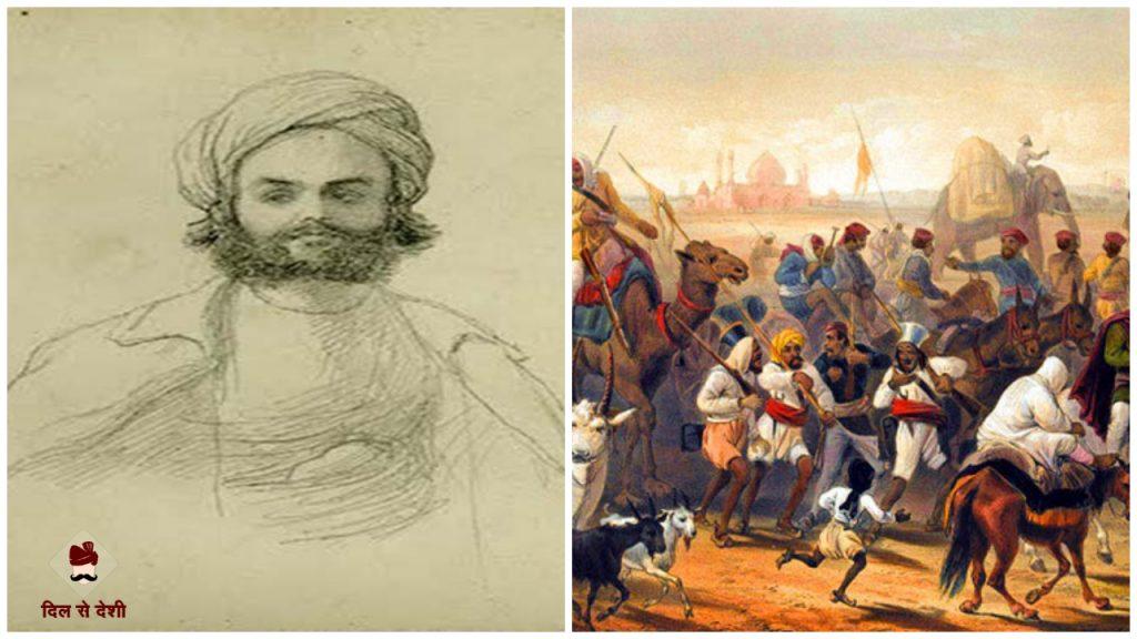 Azimullah Khan Biography in Hindi