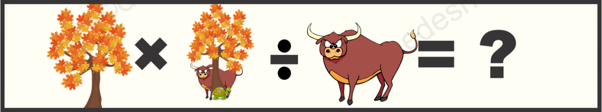 ree, Turtle and OX Puzzle Quiz Questions Answer