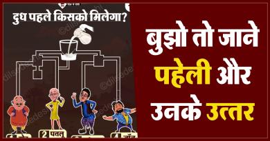 Who will get milk Motu, Patlu, Ghasitaram or John