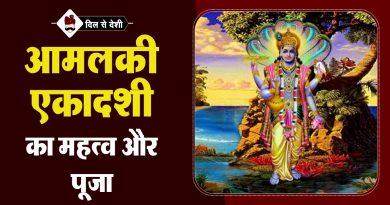 Amalaki Ekadashi Ka Mahatva aur Puja Vidhi in Hindi