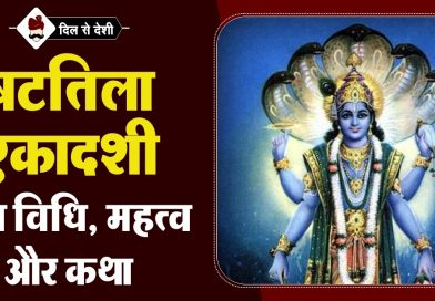 Shattila Ekadashi Puja Vidhi, Mahatva and Story in Hindi