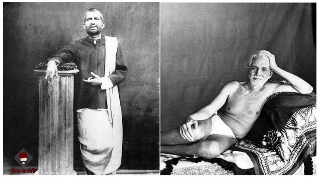 Ramakrishna Paramahamsa Biography in Hindi