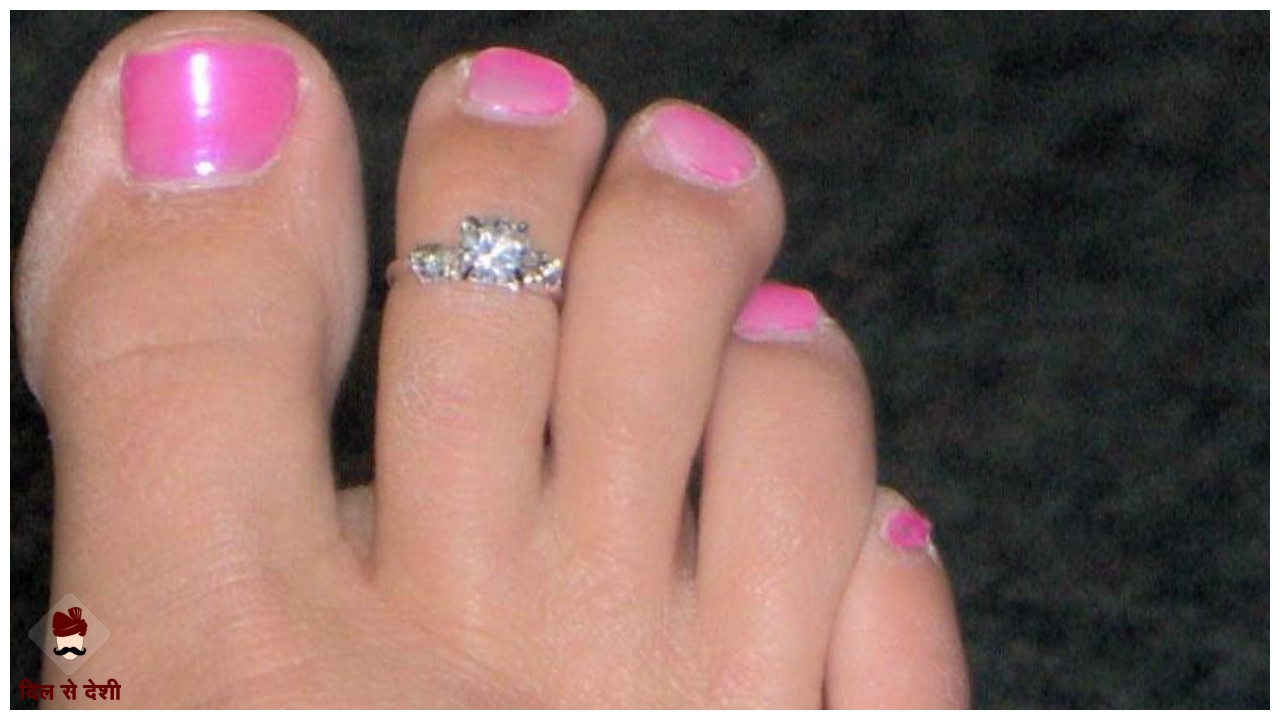 Toe Ring Wear Reason and Benefits in Hindi