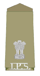 Additional Superintendent of Police Rank Insignia