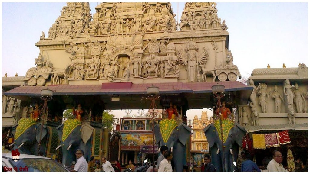 Annapurna Temple - Best Places to Visit in Indore