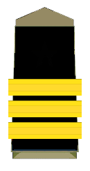 Head Constable Rank Insignia