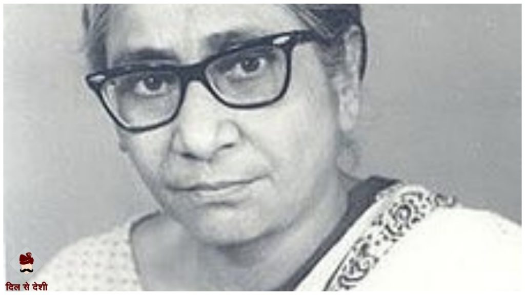 List of Famous Indian Women Scientist