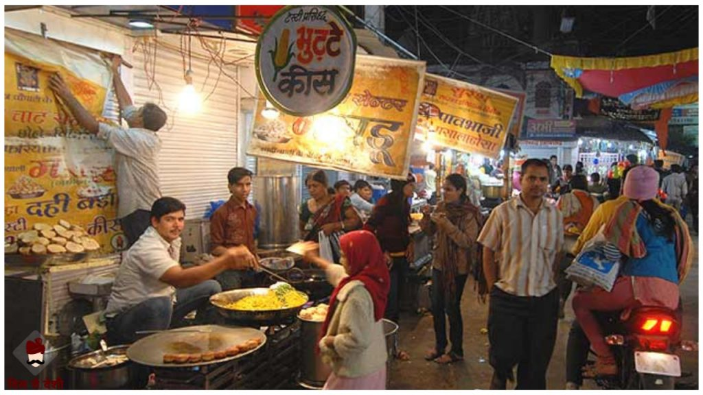 Sarafa Bazaar - Best Places to Visit in Indore