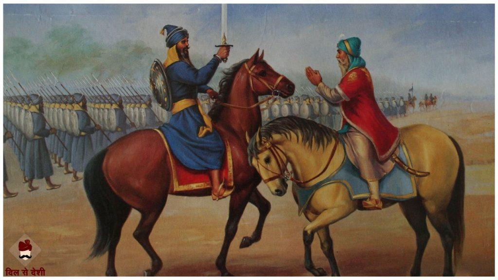 Maharaja Ranjit Singh Biography in Hindi