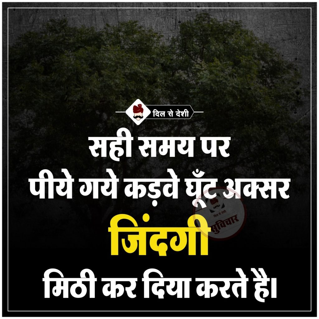 Best Time Quotes in Hindi (10)
