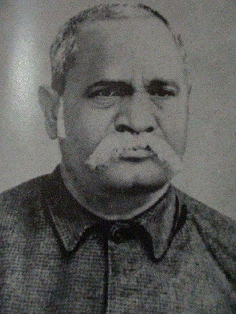 Nathuram Sharma Biography In Hindi